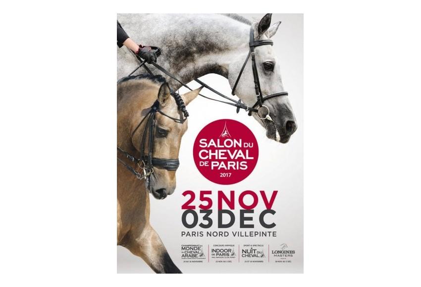 Blog impromove france for Salon du cheval paris 2018